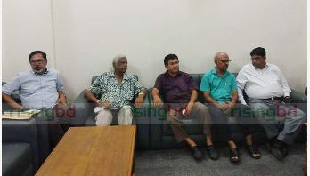 আগাম জামিন নিতে হাইকোর্টে জাফরুল্লাহ চৌধুরী
