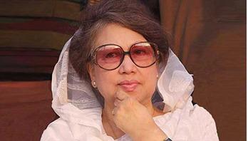বুকে ব্যথা অনুভব করায় খালেদার সিটি স্ক্যান