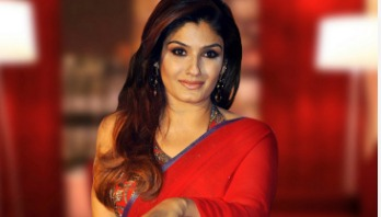 Case filed against Bollywood actress Raveena