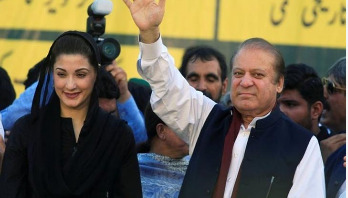Nawaz Sharif, his daughter freed