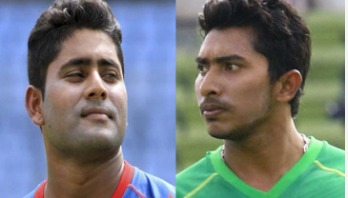 Soumya, Imrul set to fly for Asia Cup