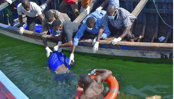 Tanzania ferry capsize's death toll reaches 136