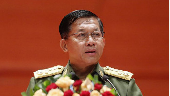 'UN has no right to interfere in Myanmar'