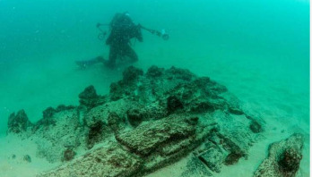 Portuguese 400-year old shipwreck found off Cascais