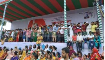 BNP wants Khaleda's release, govt's resignation before schedule