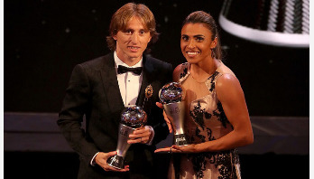 ফিফা দ্যা বেস্ট : যে যেই পুরস্কার জিতেছেন