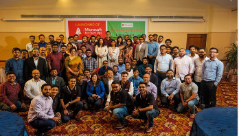 Microsoft ScaleUp launched in Bangladesh