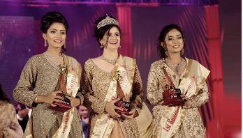 Jannatul Ferdous Oishi crowned Miss World Bangladesh
