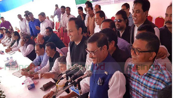 'বিএনপি যে ভুয়া-মিথ্যাবাদী দল, তার প্রমাণ হয়ে গেছে'