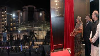 PM opens InterContinental Dhaka