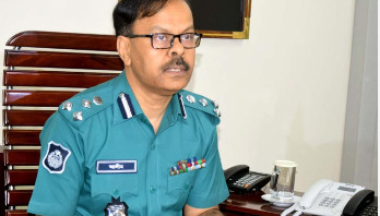 Rangpur Metropolitan Police launches Sept 16