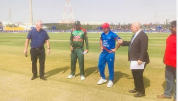 Asia Cup: Bangladesh batting against Afghanistan
