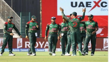 Afghanistan set 256-run target for Bangladesh