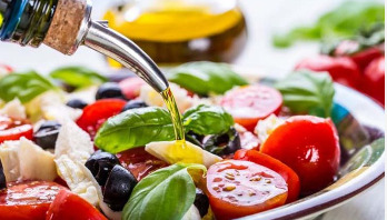 Mediterranean diet may help prevent depression