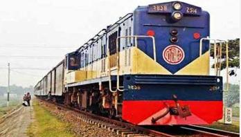 Rail communication of Rangpur halted