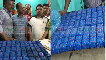 1.15 lakh Yaba pills seized in Chattogram
