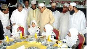 BNP hosts iftar for orphans, alem-ulema