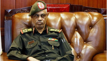 Sudan's military coup leader steps down