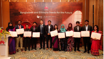 Bangladeshi talents lauded by Huawei