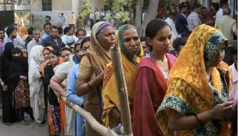 2nd phase of voting underway in India's General Election