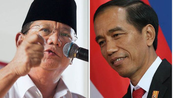 Indonesia's poll closes
