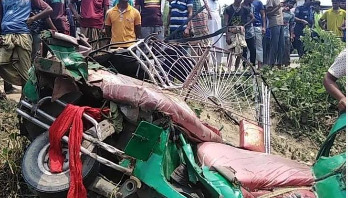4 killed in Mymensingh road accident