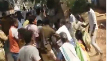2 killed in poll-related clash in Andhra Pradesh
