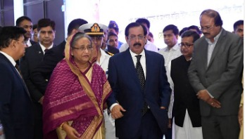 PM returns home from Brunei