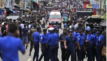 SL police warned about attack before 10 days