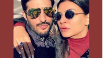 Sushmita Sen engaged to boyfriend Rohman Shawl?