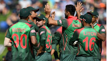 BCB names 15-man squad for World Cup