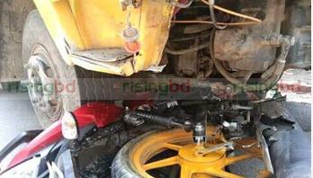 Truck kills 2 motorcyclists in Tangail