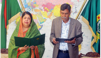 BNP expels Zahidur Rahman for taking oath