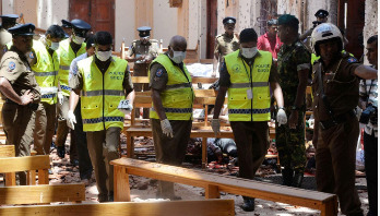 24 arrested for Sri Lanka blasts