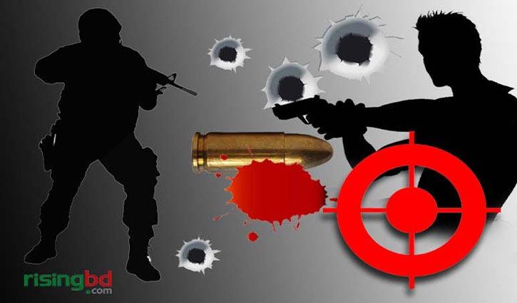 'Terrorist' killed in 'Bogura gunfight'