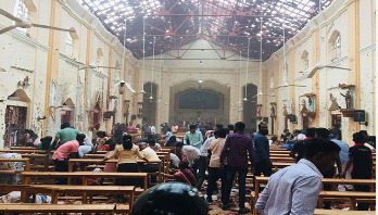 7 held as death toll in Sri Lanka blasts rises to 207
