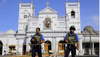 Toll in Sri Lanka bombings rises to 359