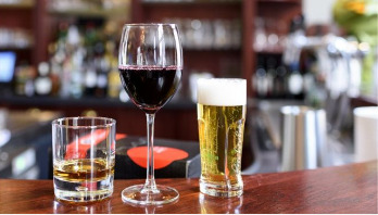 Even one drink a day increases stroke risk