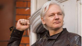 WikiLeaks founder Julian Assange arrested