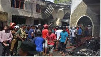 Shock in Sri Lanka after Easter Sunday carnage kills scores