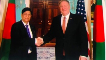 It's Myanmar responsibility to take back Rohingyas: Pompeo