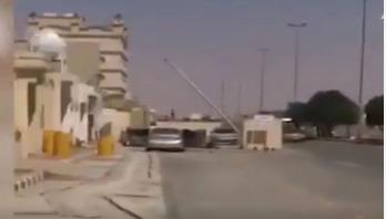 4 killed in 'foiled' attack on Saudi police station