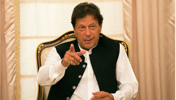No point talking to India: Imran Khan