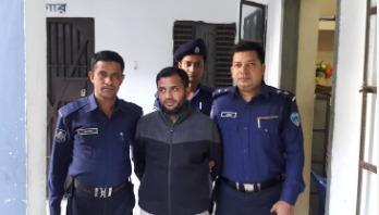Brahmanbaria's 'billionaire peon' arrested