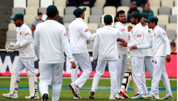 2nd Test, day 3: Play called off due to rain