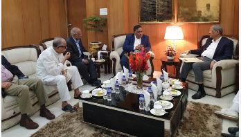 Khaleda Zia to be taken to BSMMU: Home boss