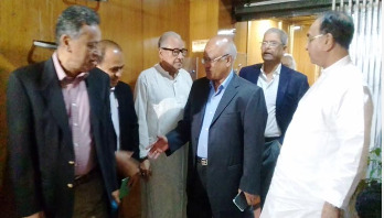 BNP delegation sits with Home Minister