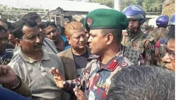 Thakurgaon BGB firing: No case filed