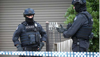 Australia cops raid homes linked to New Zealand shooting