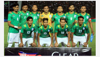 Bangladesh secures win against Cambodia after 5-month break